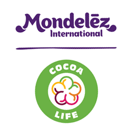 Logo Mondelez International - Cacao Life
